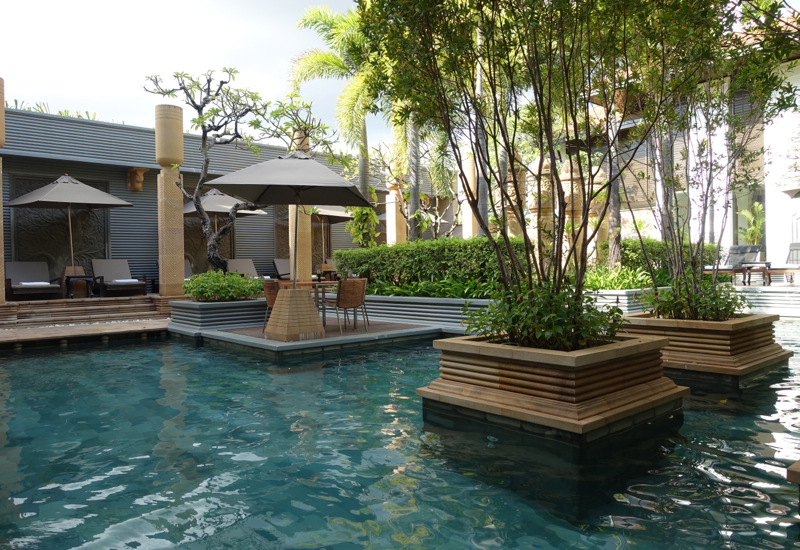 Park Hyatt Siem Reap Review - Outdoor Pool
