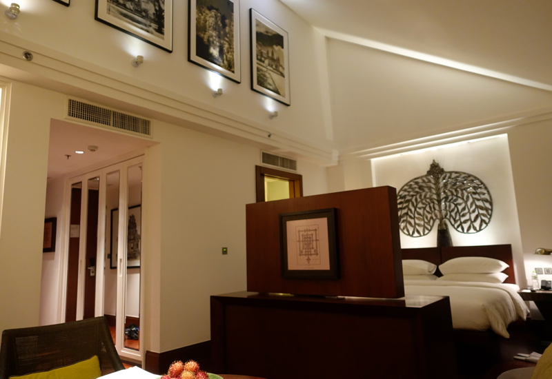 Park Hyatt Siem Reap Review - High Ceilings of Park Deluxe Room