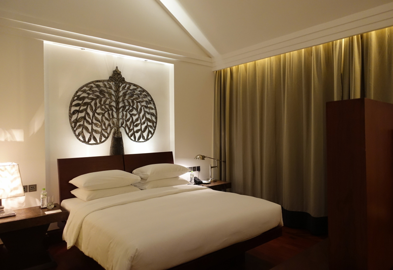 Park Deluxe Room, Park Hyatt Siem Reap Review