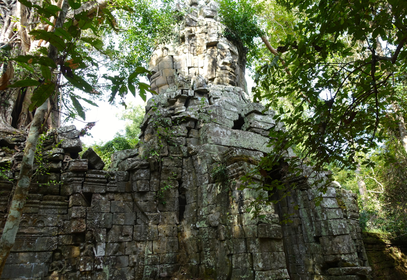 Ta Prohm and Preah Khan Temple Photo Tour, Siem Reap