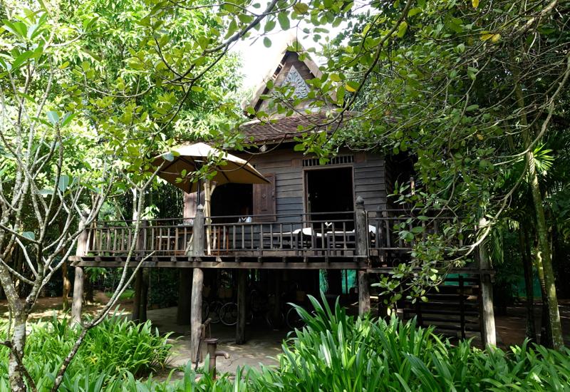 Amansara's Khmer Village House and Garden
