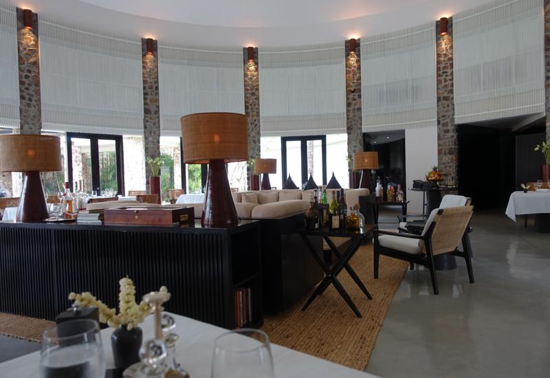 Amansara Restaurant Review and Menu