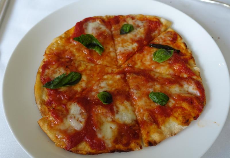 Pizza, Amansara Lunch