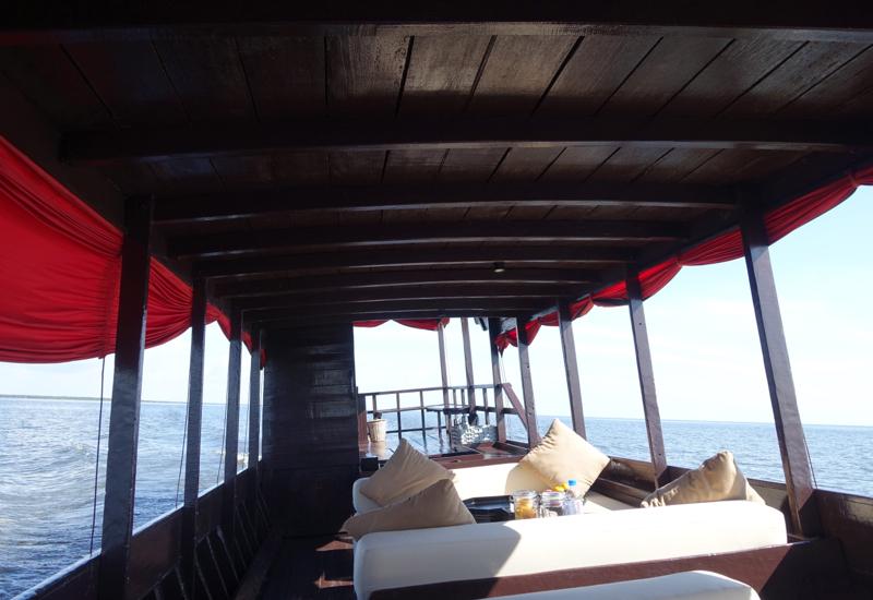 Amansara Tonle Sap Boat Cruise