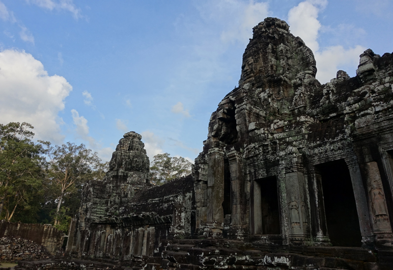 The Bayon Temple Photo Tour with Amansara, Siem Reap
