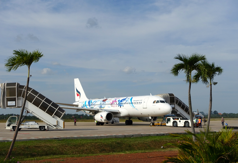 Bangkok Airways Review - Bangkok Airways Flight