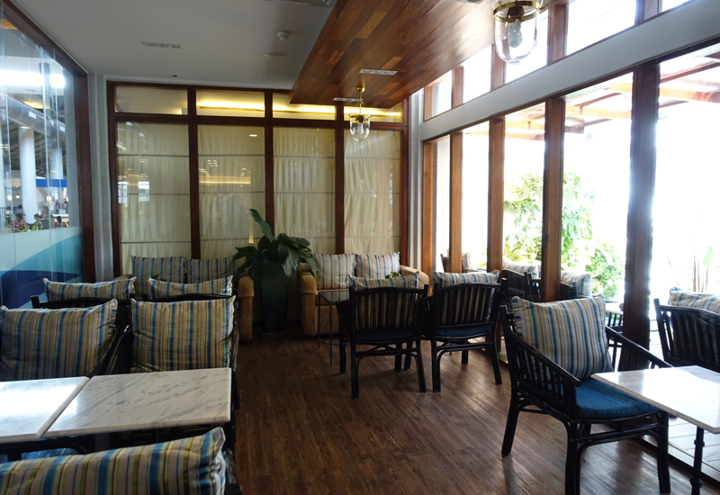 Bangkok Airways Airport Lounge, Siem Reap