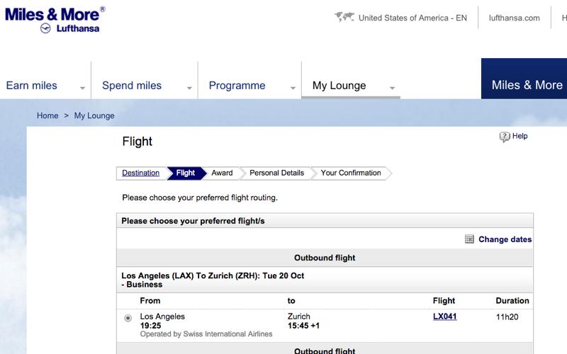 Consider SWISS Business Class Instead of Lufthansa First Class