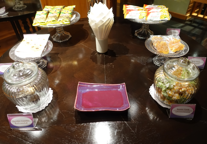 Thai Royal Orchid Spa Bangkok Review - Candies
