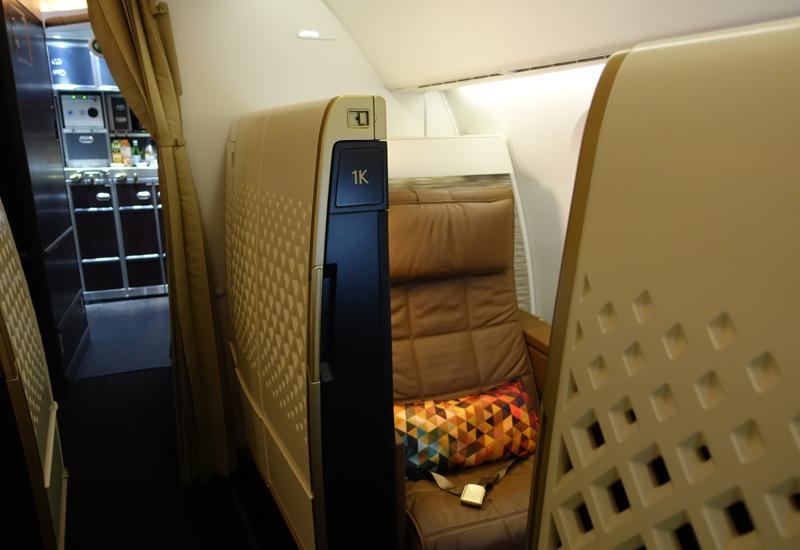 Etihad First Class 787-9 Review