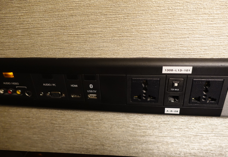 Universal Plug Outlets, Rosewood Abu Dhabi Review