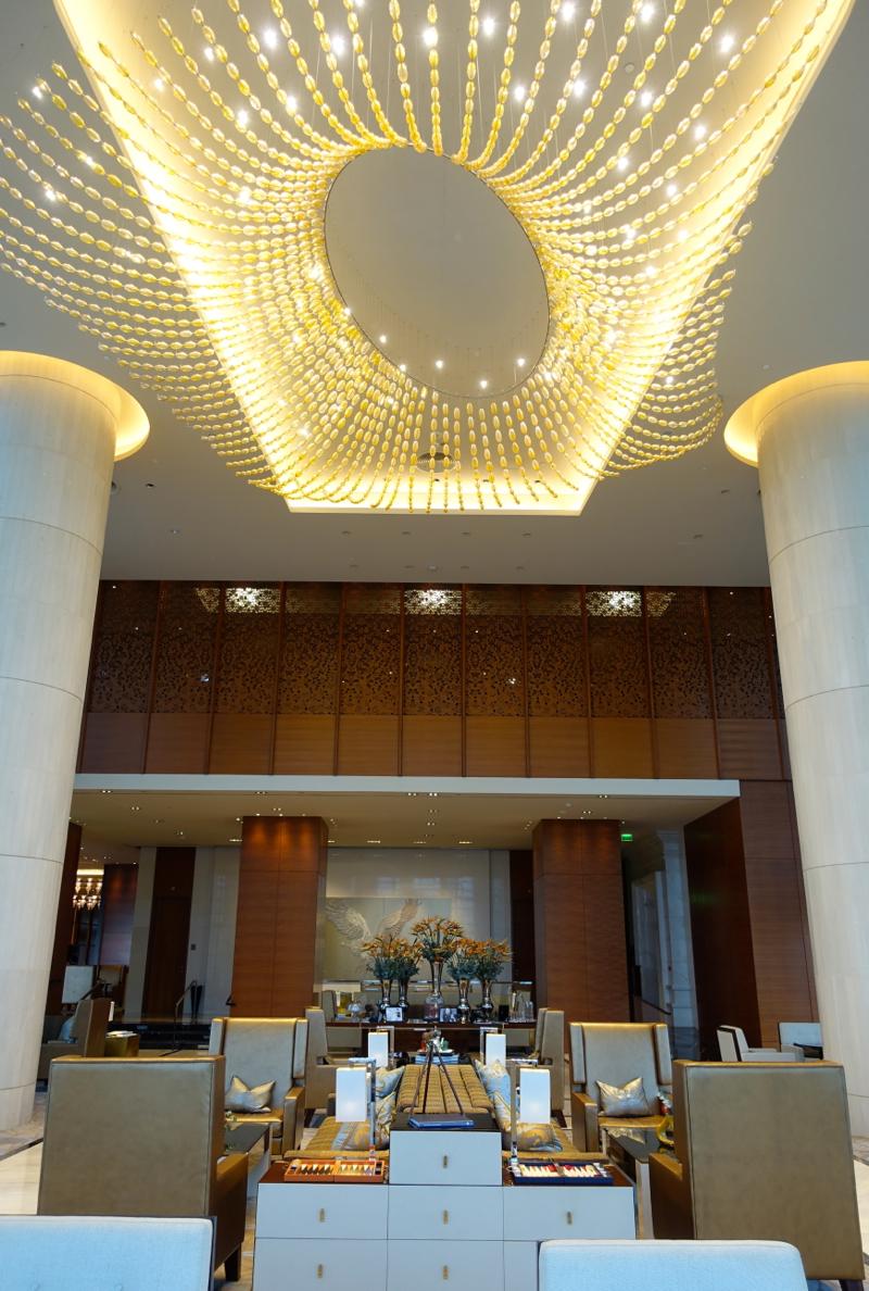 Majlis Lobby Lounge, Rosewood Abu Dhabi Review