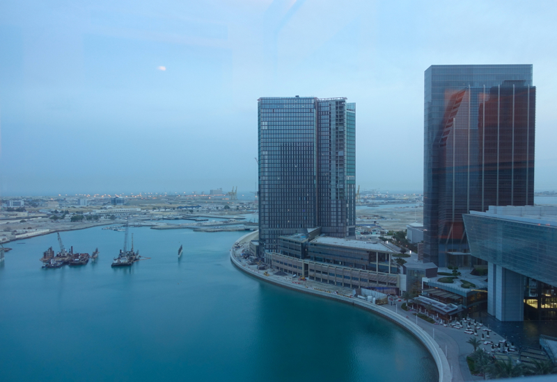 Rosewood Abu Dhabi Review - Deluxe Room Sea View