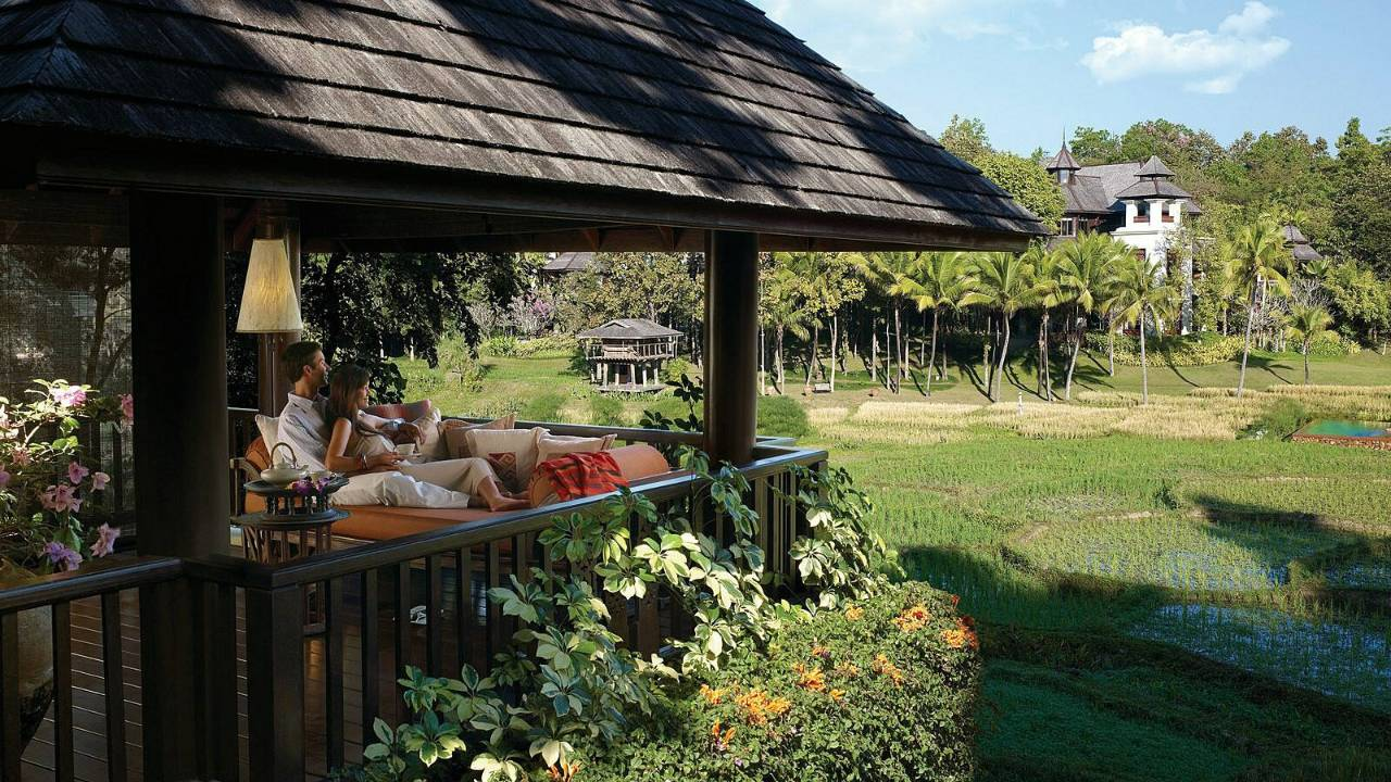 Four Seasons Chiang Mai: Guaranteed Upgrade