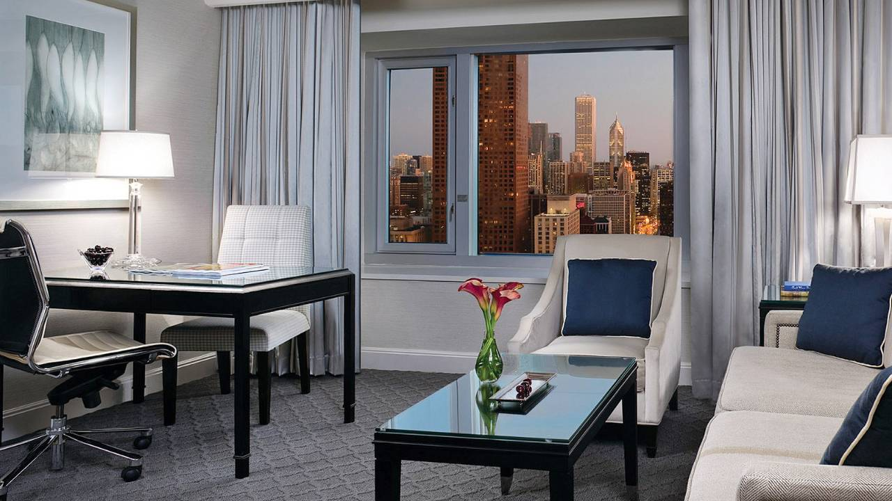 Top Four Seasons Guaranteed Upgrade Offers-Four Seasons Chicago
