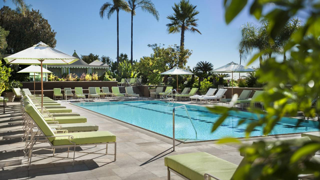 Four Seasons Los Angeles at Beverly Hills: Double Upgrade
