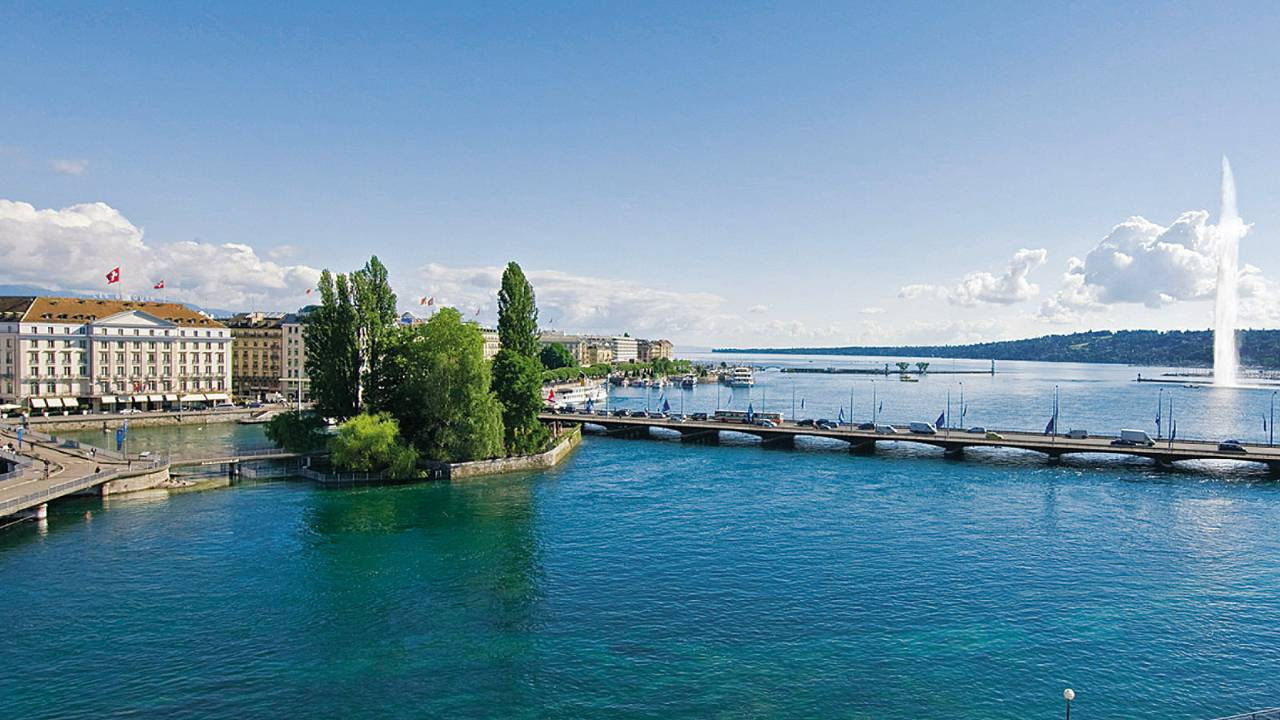 Four Seasons Geneva: Guaranteed Upgrade