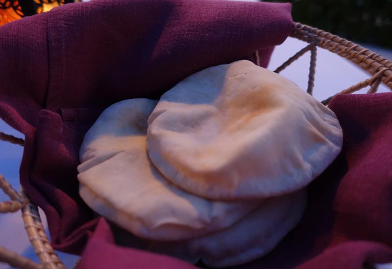Fresh Pita Bread, Al Barakat