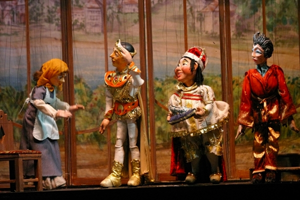 Swedish Cottage Marionette Theater, Central Park, New York City