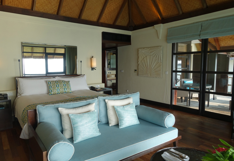Review: Sunset Water Bungalow at Four Seasons Maldives at Kuda Huraa