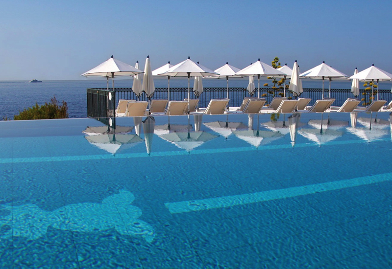 Grand Hotel du Cap-Ferrat Four Seasons-Club Dauphin Pool