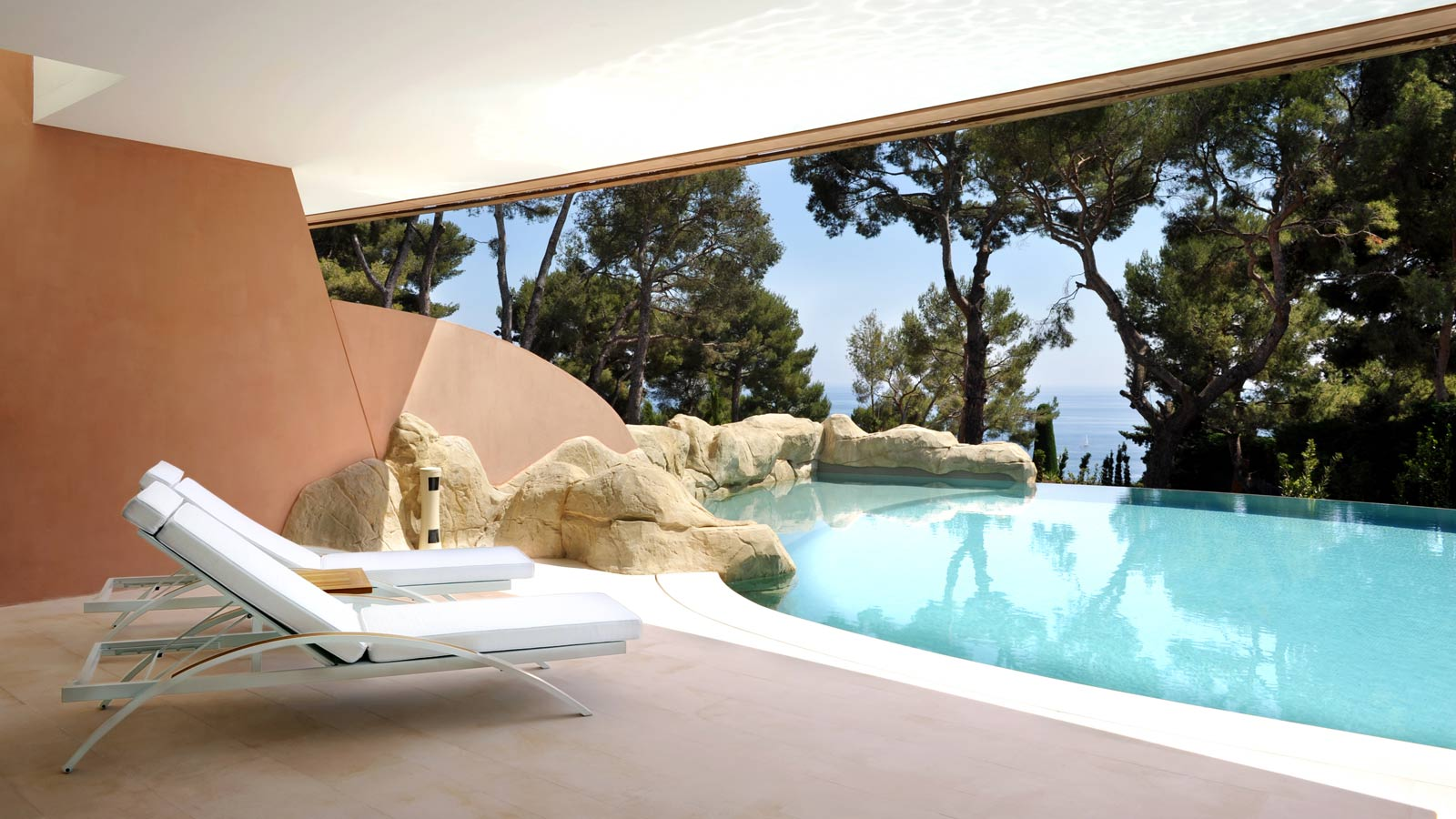 Suite with Private Pool and Terrace, Grand Hotel du Cap-Ferrat Four Seasons