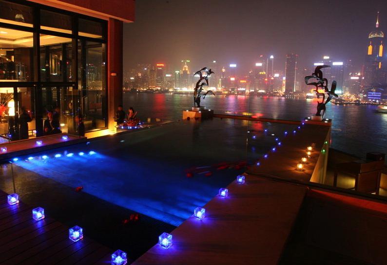Top Virtuoso 3rd Night Free and 4th Night Free: InterContinental Hong Kong