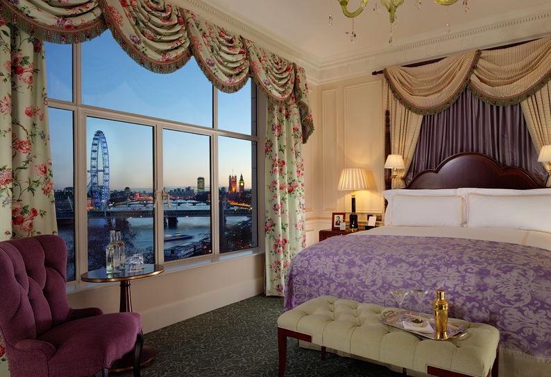 The Savoy London: 3rd Night Free + Virtuoso Benefits