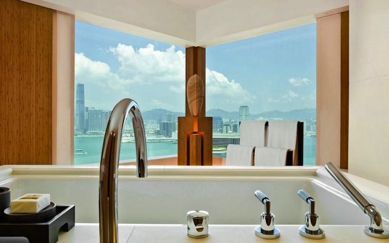Virtuoso 3rd Night Free and 4th Night Free: The Upper House Hong Kong