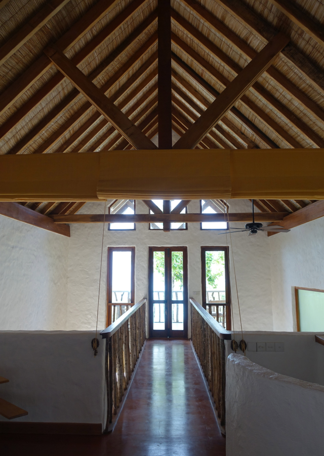 Walkway to Upper Deck, 2 BR Crusoe Villa, Soneva Fushi