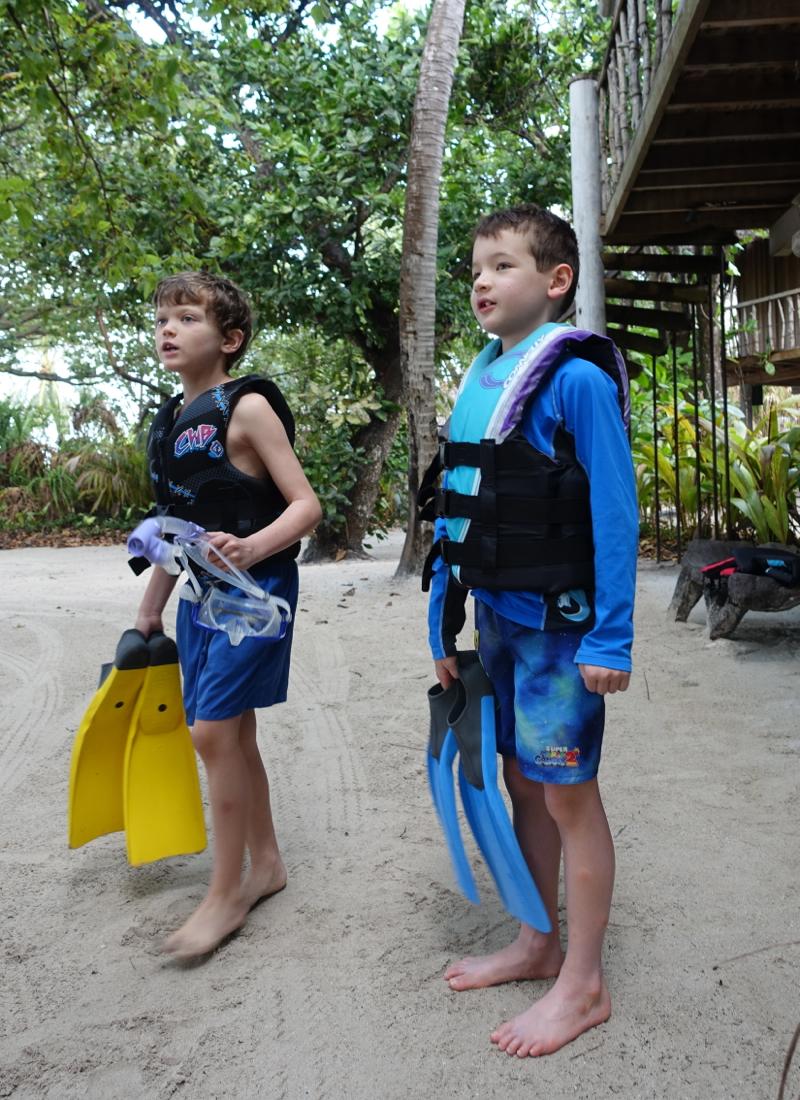 Soneva Fushi Things to Do: Snorkeling