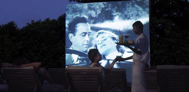 Cinema Paradiso, Soneva Fushi
