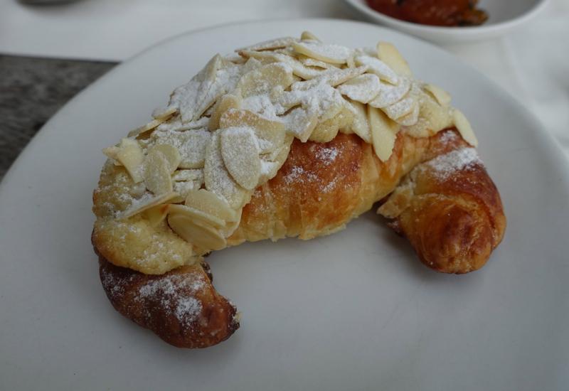 Almond Croissant, Soneva Fushi Breakfast