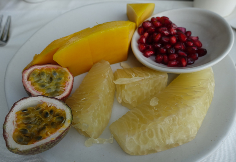 Fresh Fruit at Soneva Fushi, Maldives