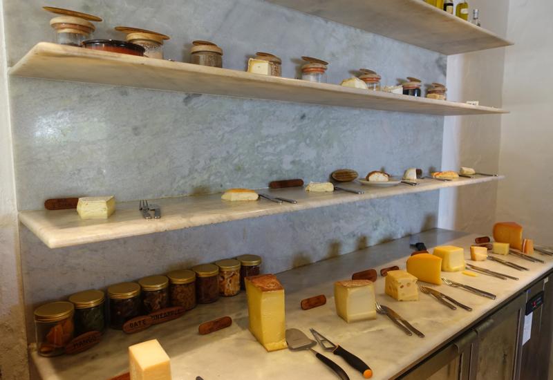 Soneva Fushi Cheese Room