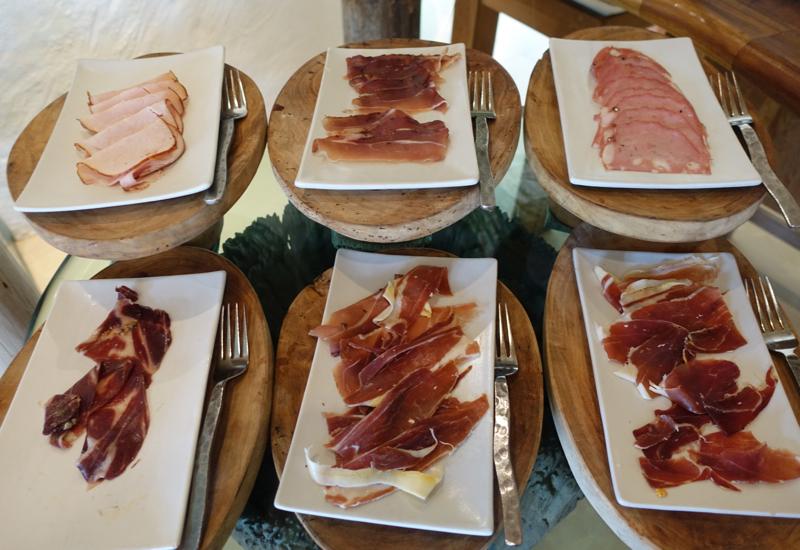 Iberico Ham, Prosciutto, Soneva Fushi