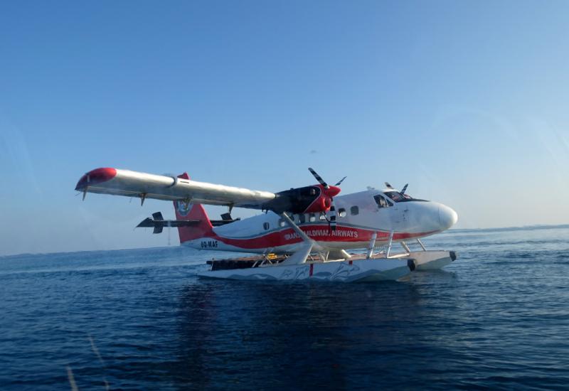 Trans Maldivian Airways Seaplane Review