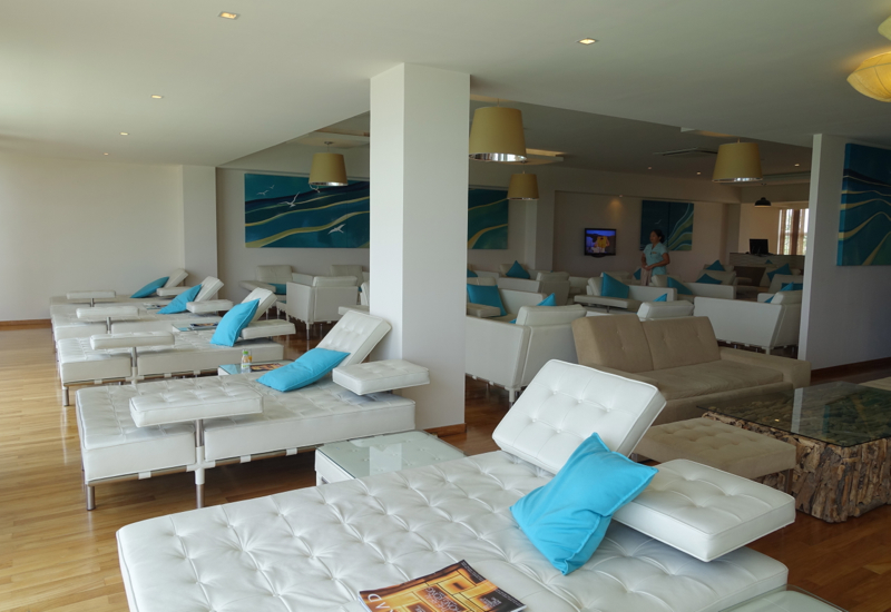 Conrad Maldives Seaplane Lounge, Male Airport
