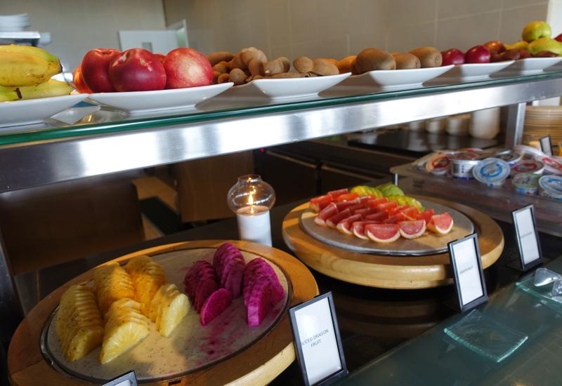 Breakfast Buffet, Vilu Restaurant, Conrad Maldives