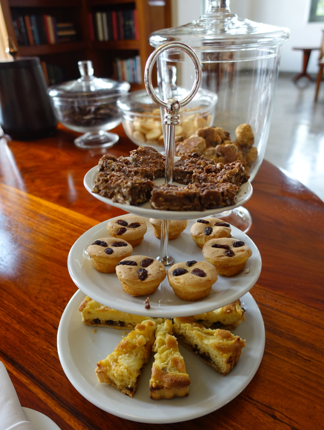Afternoon Tea Cakes, Amantaka