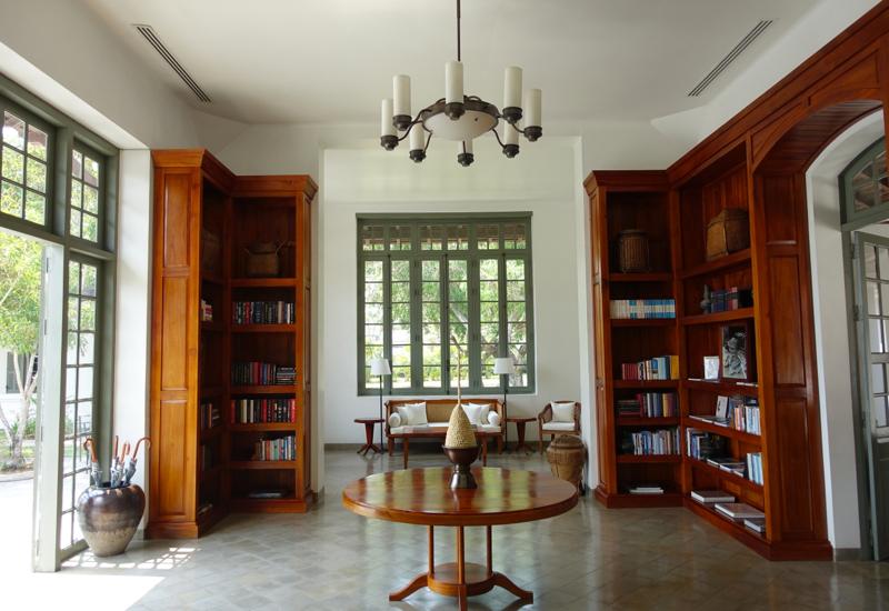 Amantaka Library