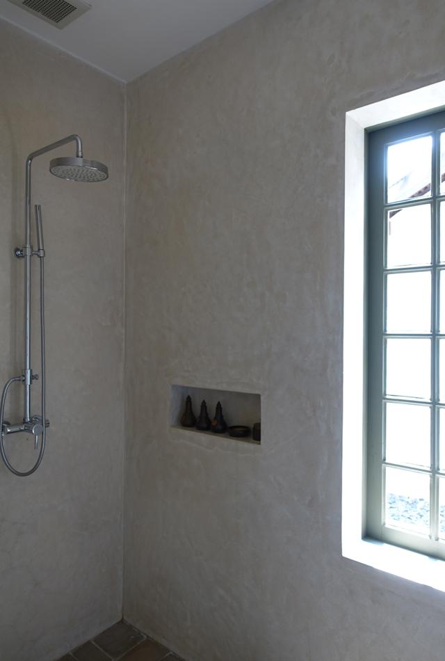 Amantaka Suite Shower
