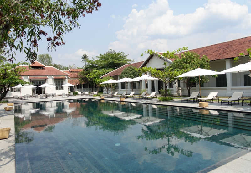 Amantaka Review-Luang Prabang Laos-Swimming Pool