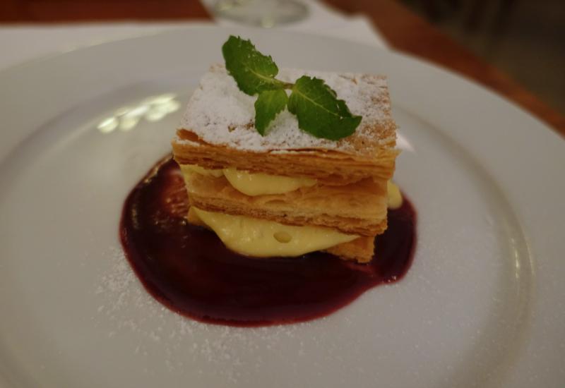 Lemon Napoleon Dessert, Amantaka