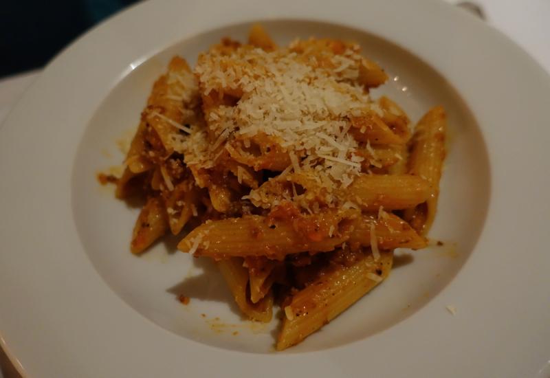 Kids' Menu Penne Pasta with Bolognese Sauce, Amantaka
