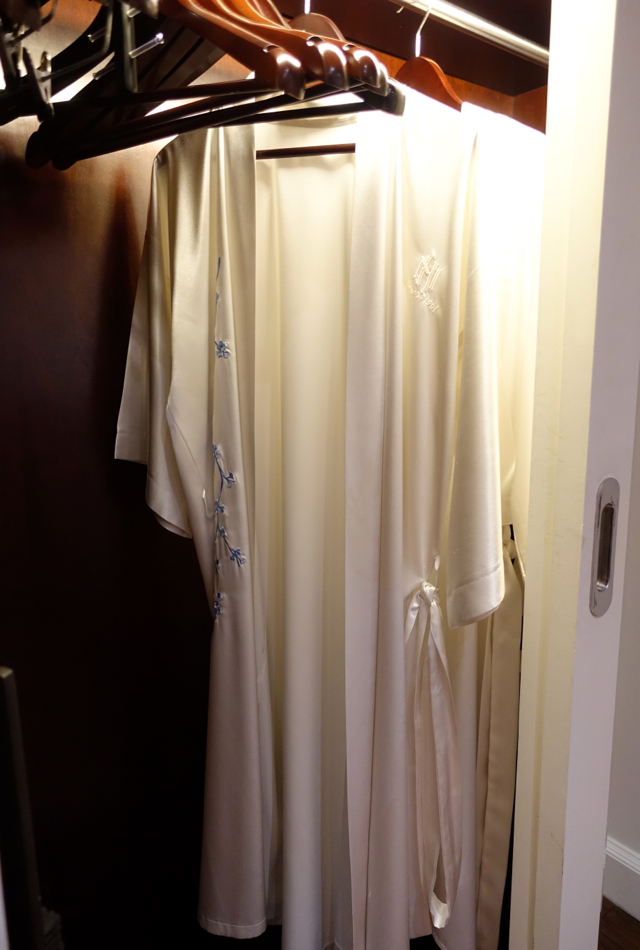 Silky Robes in Closet, Sofitel Legend Metropole Hanoi Review