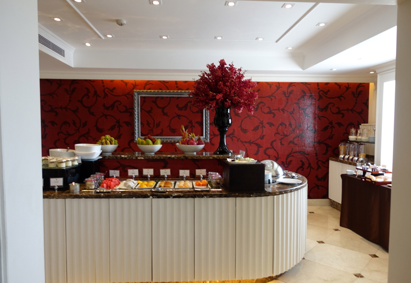 Sofitel Legend Metropole Hanoi Review-Club Lounge Breakfast Buffet