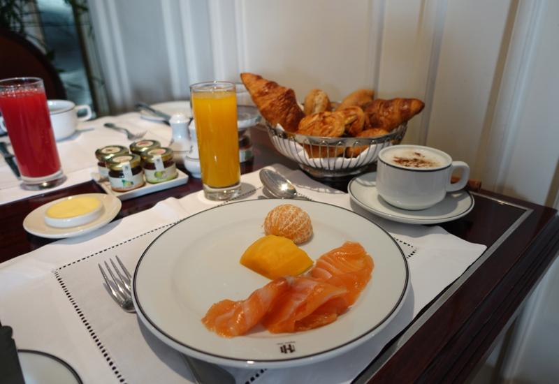 Club Lounge Breakfast, Sofitel Legend Metropole Hanoi Review