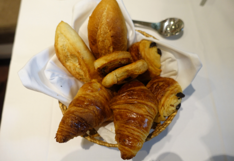 Breakfast Pastries, Sofitel Legend Metropole Hanoi