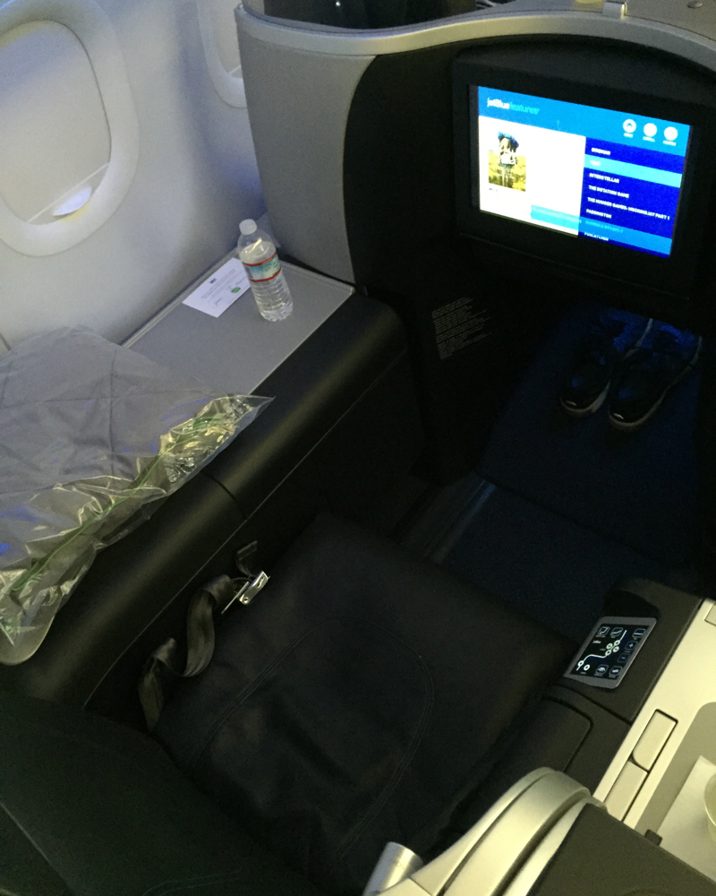JetBlue Mint Review-Suite 2A